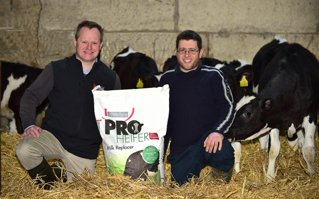 Andrew Collier, Dairy farmer, Co Carlow