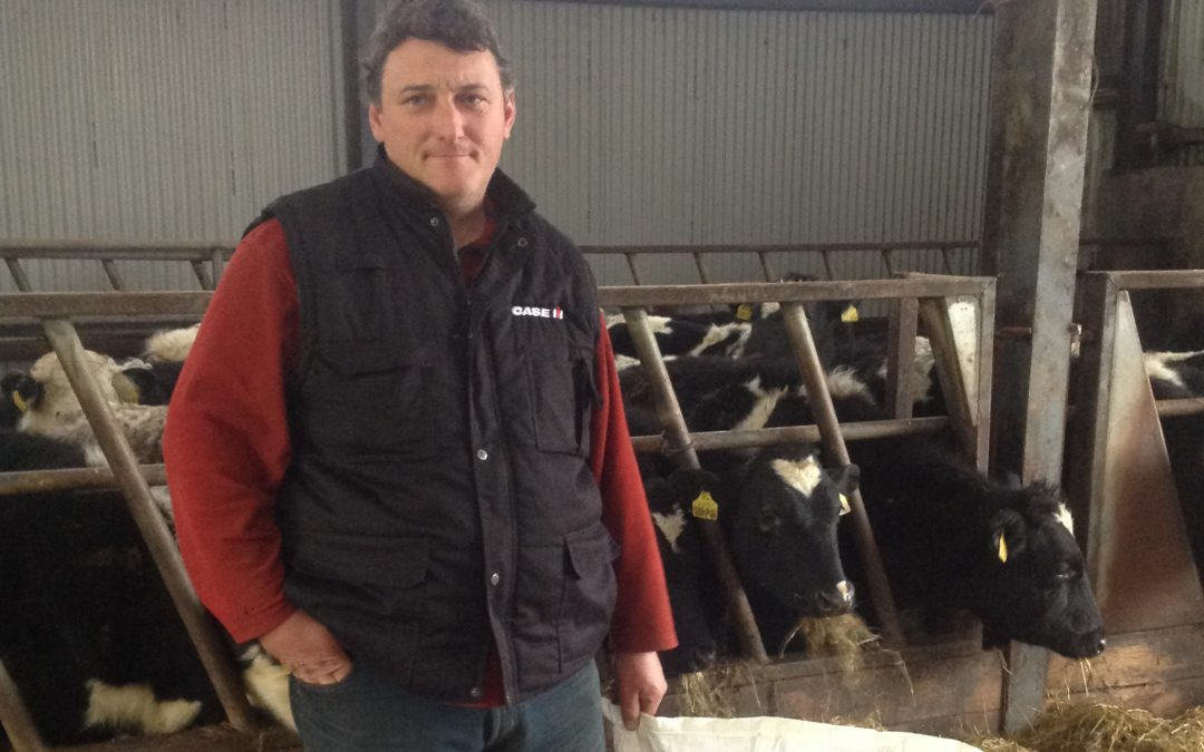 Richard Phelan, dairy farmer, Co. Tipperary