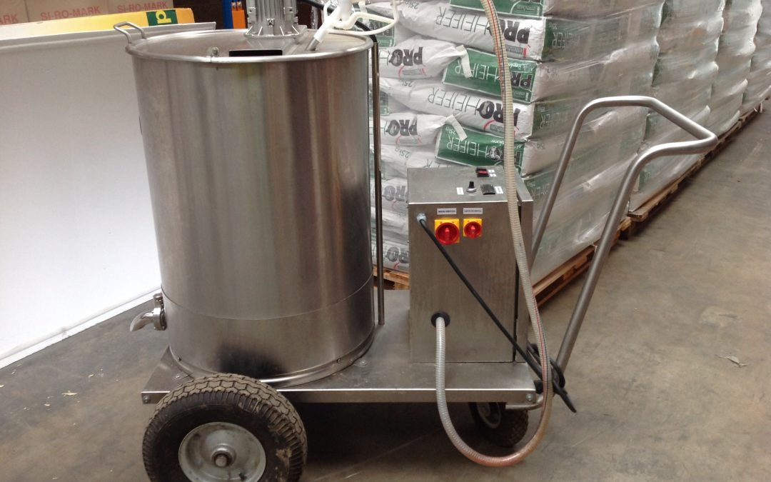 Mobile MILK CART for SALE