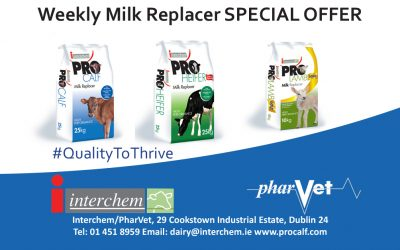 Milk Replacer Irish Farmers Journal – Promo Offer